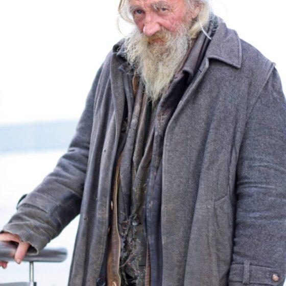 Michael Byrne Old Man Belfield