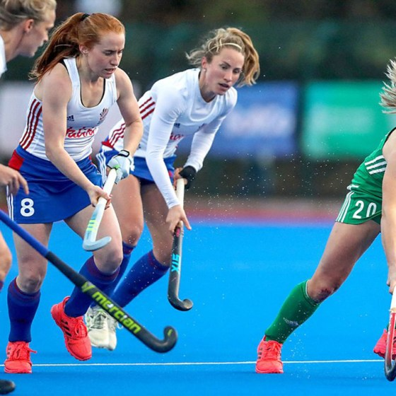 Ireland vs GB - Courtesy of BBC