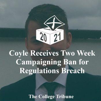 Liam Coyle UCDSU