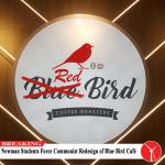 Newman Students Force Communist Redesign of Blue Bird Café | Turbine