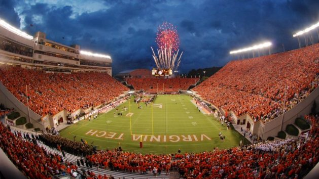 The Hokie Experience - Game Day at Virginia Tech - College ...