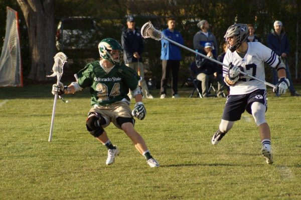 CSU lacrosse looks to finish season with rivalry win - The ...