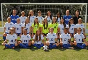 barton womens soccer team