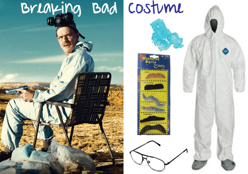Breaking Bad costume and shopping info at CollegiateCook.com
