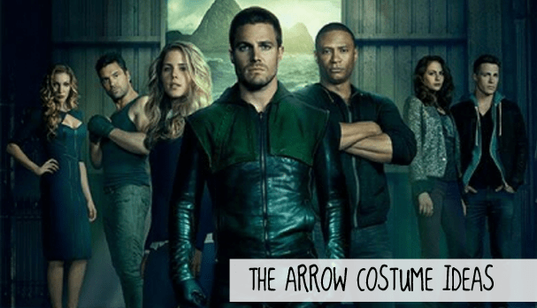 The Arrow costume ideas