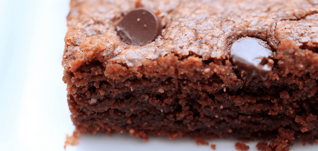 3-ingredient brownies (Photos: Nathan Davison)