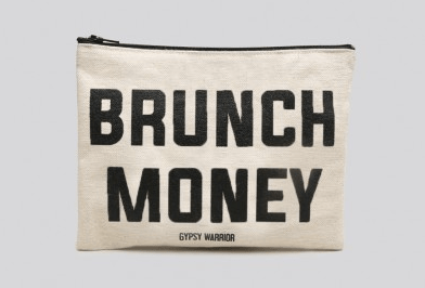 Gypsy Warrior Brunch bag