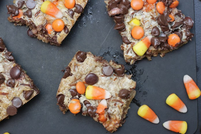 best recipe for Candy corn magic bars