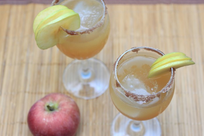 Apple Suicider Cocktail recipe