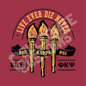 Phi Kappa Psi Torches