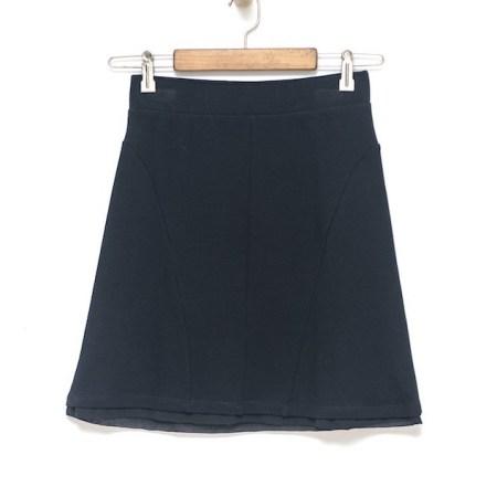 Falda fete
