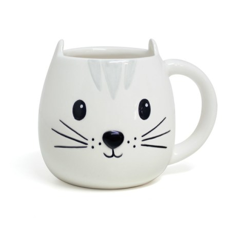Taza mug kitty gato balvi