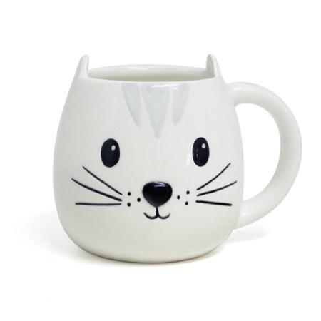 Taza mug kitty gato balvi