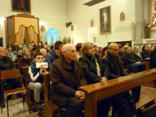 Grande seguito di pubblico per il concerto presso la Parrocchia di S. Jacopo