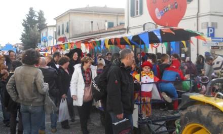 COLLESALVETTI IN FESTA PER IL CARNEVALE