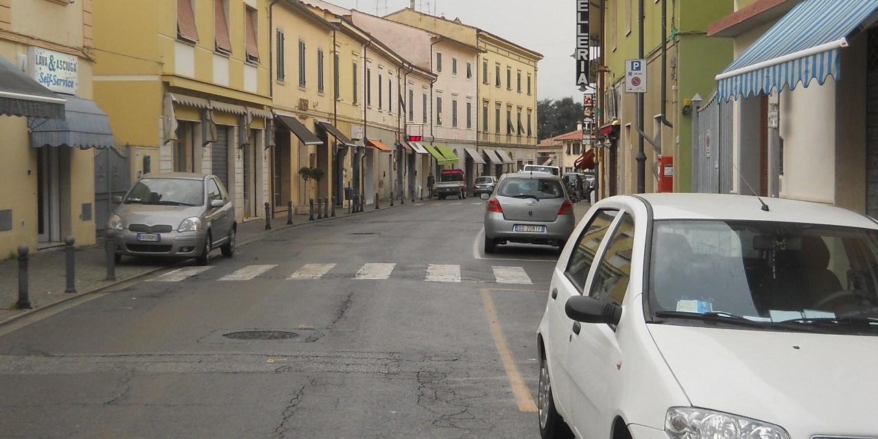 COLLESALVETTI: SUL SENSO UNICO IN VIA ROMA SCOPPIA LA POLEMICA