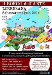 Manifesto festa Lorenzana 2014