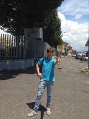 Matteo a Mediaset