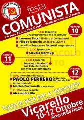 manifesto Rifondazione Comunista