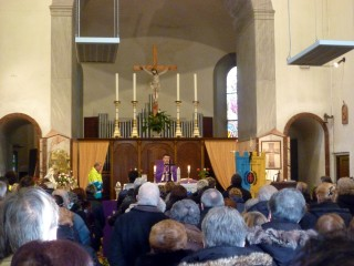 Funerale Riccardo Elisei