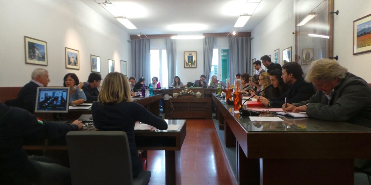 L'ILLUMINAZIONE PUBBLICA AL CENTRO DEL CONSIGLIO COMUNALE