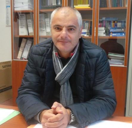 Paolo Cecconi, comandante della Polizia Municipale