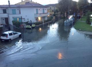allagamenti alluvione Guasticce