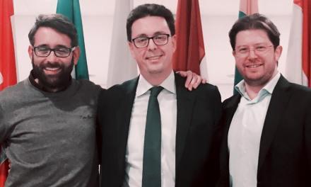 IL SINDACO BACCI DA COLLESALVETTI A BRUXELLES