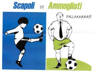 Scapoli vs Ammogliati