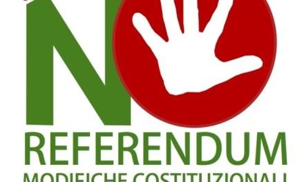 IL COMITATO PER IL NO: «LORO NASCONO DALLA SOCIETÀ CIVILE?! NOI DALLA POLITICA E COMUNQUE NON DALLA SOCIETÀ INCIVILE»