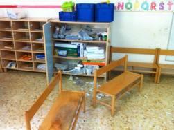 Vandalismo alla scuola di Stagno 4