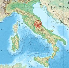 TERREMOTO DEL CENTRO ITALIA: INOPPORTUNO INVIARE INDUMENTI E VIVERI. SÍ A DONAZIONI ECONOMICHE E DI SANGUE