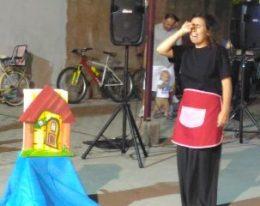 Laboratorio Teatrale con Letizia Gini 3
