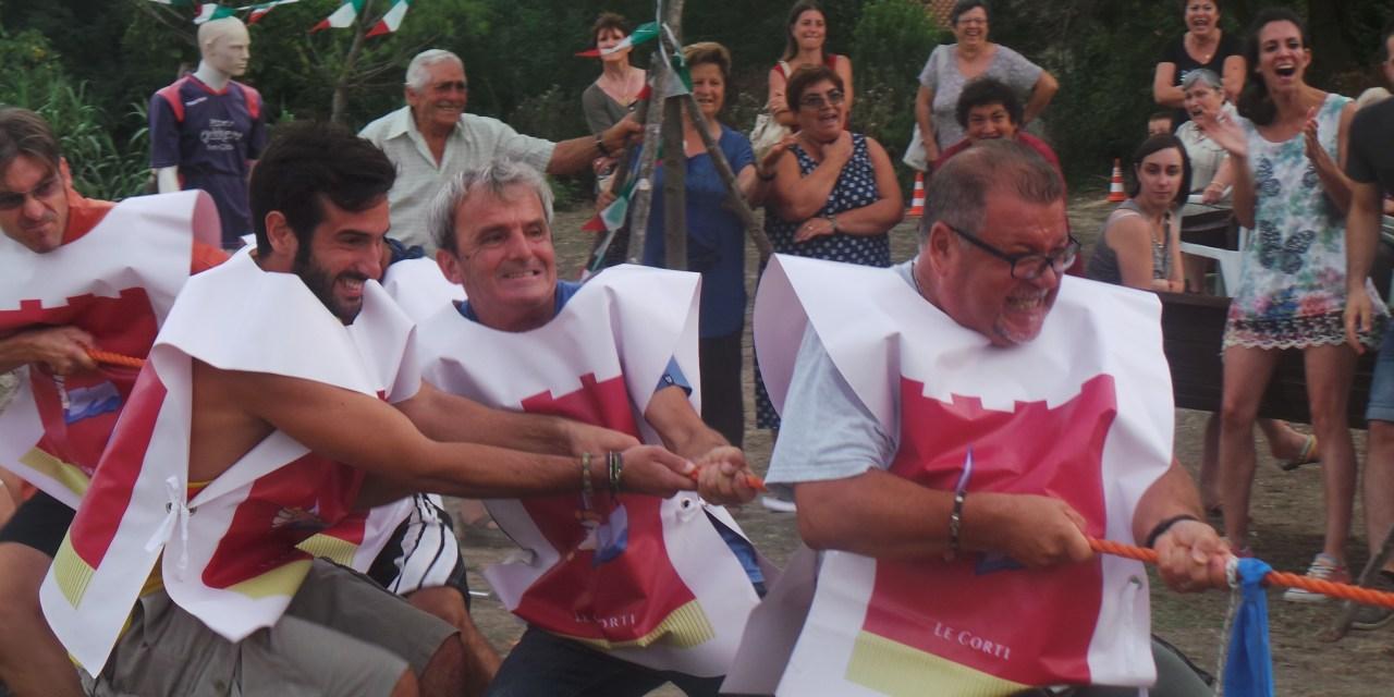 PALIO DEI RIONI: MONTECANDOLI VINCE IL TITOLO 2016. UN TRIONFO DI AGGREGAZIONE E DIVERTIMENTO. GUARDA LA FOTOGALLERY