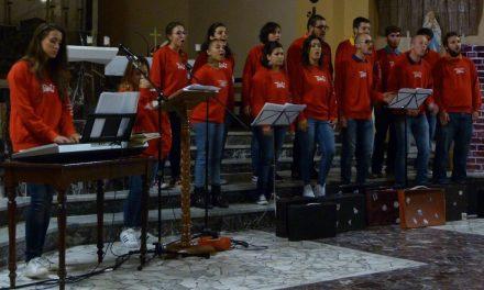 FRA FEDE E MUSICA: I RAGAZZI DEL GRUPPO TAU IN CONCERTO (RIFLESSIVO) NELLA CHIESA DI GUASTICCE