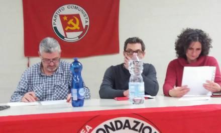 RIFONDAZIONE COMUNISTA LANCIA L'ALLARME: «DRAMMA SOCIALE DEL LAVORO ANCHE QUI» E SPARA A ZERO SUL JOBS ACT