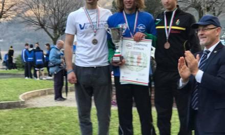 IL CANOA CLUB STAGNO FESTEGGIA IL TRIONFO DI EDOARDO ORSINI, CAMPIONE ITALIANO IN K1 RAGAZZI