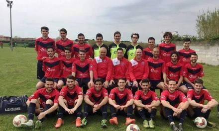 TRIONFO DEL COLLEVICA CHE CON UN PORTENTOSO 6-0 BATTE IL JEMBOREE A VICARELLO