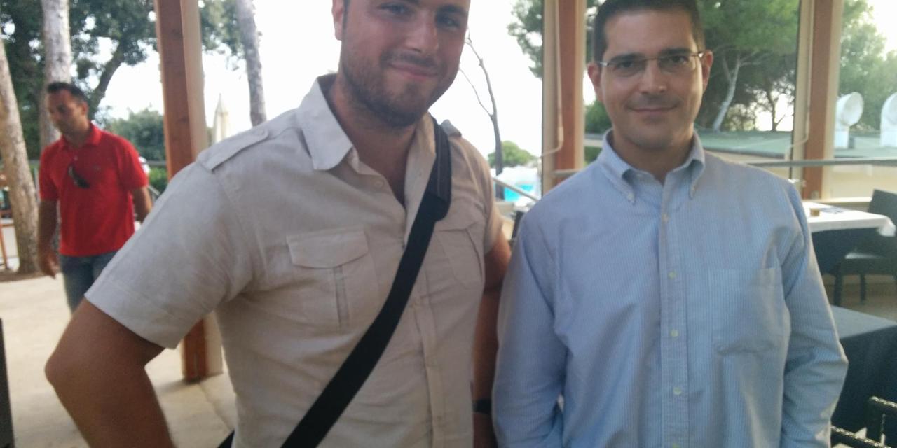 """""""DIREZIONE ITALIA"""", IL NUOVO PARTITO POLITICO SBARCA A COLLESALVETTI. L'INTERVISTA ALLO STAGNINO DIEGO BANTI"""