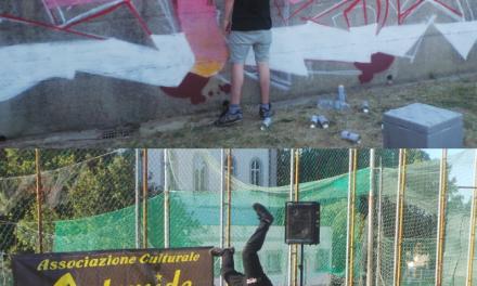 """STREET ART E BREAK DANCE APPRODANO ALL'ORATORIO DI COLLESALVETTI CON """"COLLE HIP HOP JAM"""""""