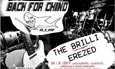"""BACK FOR CHINO"", AL LAGO ALBERTO DI GUASTICCE SECONDO MEMORIAL LUCA BARSELLA"