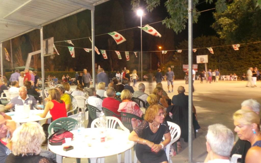 AGGREGAZIONE, BUON CIBO E DIVERTIMENTO ALLA FESTA DE L'UNITÀ DI COLOGNOLE
