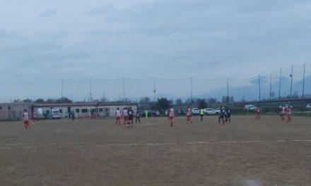IL NUGOLA BATTE IL BAR BALDINI A VICARELLO PER 1-0