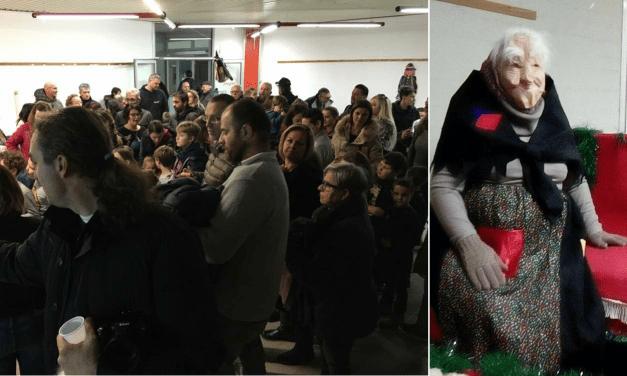 """A STAGNO UNA BEFANA """"CULTURALE"""" FA TAPPA AL CENTRO CIVICO PER LA GIOIA DEI PIÙ PICCOLI"""