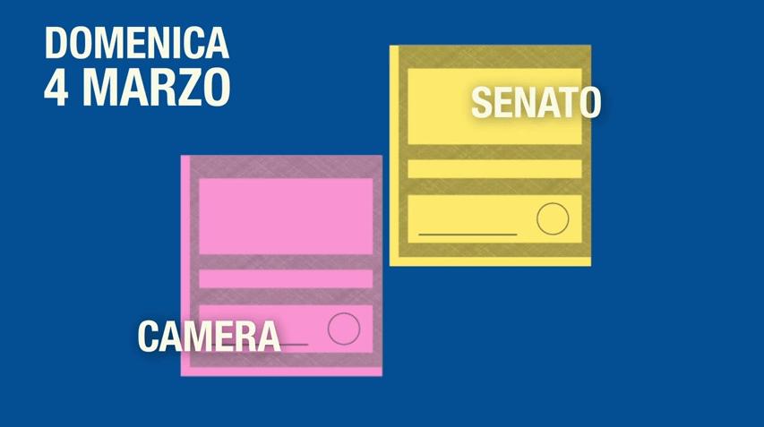 4 MARZO: GUIDA AL VOTO PER LE ELEZIONI POLITICHE