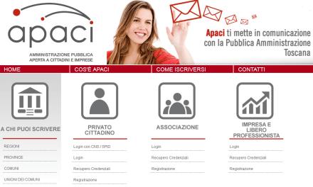 """""""APACI"""", LO STRUMENTO PER INVIARE DOCUMENTI ALLA P. A. ECCO COS'È E COME FUNZIONA"""