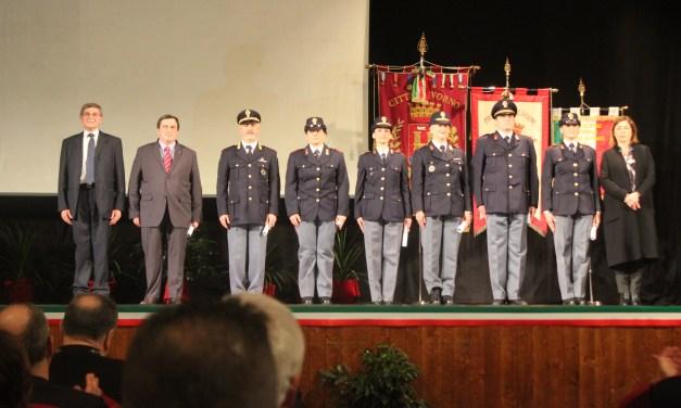 LA POLIZIA DI STATO FESTEGGIA IL 166° ANNIVERSARIO
