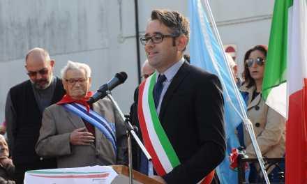 GRANDE PARTECIPAZIONE ALLA CERIMONIA DI COLLESALVETTI PER LA GIORNATA DELL'UNITÀ D'ITALIA E DELLE FORZE ARMATE
