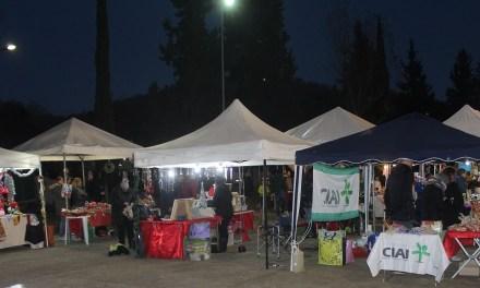 CON I MERCATINI DI NATALE A NUGOLA SI ENTRA NELL'ATMOSFERA DELLE FESTE