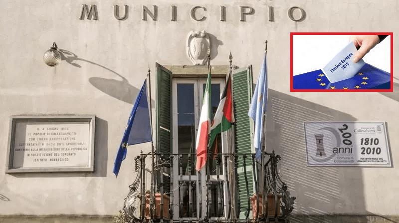 ELEZIONI DEL PARLAMENTO EUROPEO: L'INFORMATIVA DEL COMUNE AI CITTADINI UE RESIDENTI IN ITALIA